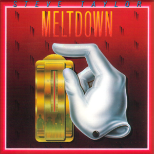 [Image: 'Meltdown' Front Cover]