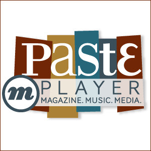 [Image: 'Paste Magazine mPlayer Issue 75' Front Cover]