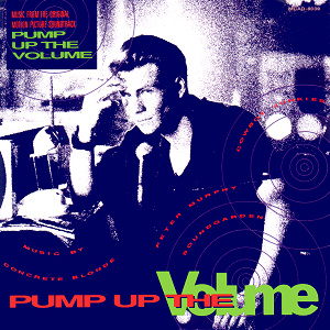 [Image: 'Pump Up The Volume' Front Cover Thumbnail]