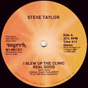 [Image: 'I Blew Up The Clinic Real Good' Album Thumbnail]
